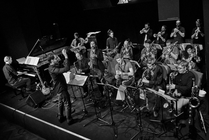 Big Band foto from Eckhart Derschmidt